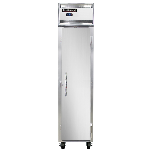 Continental Refrigerator 1FSEN freezer, reach-in