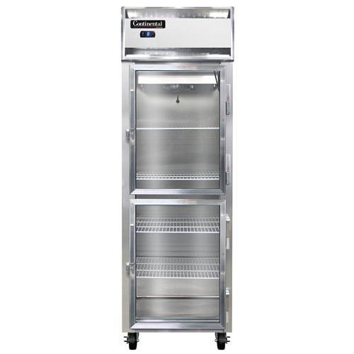 Continental Refrigerator 1FSNGDHD freezer, reach-in