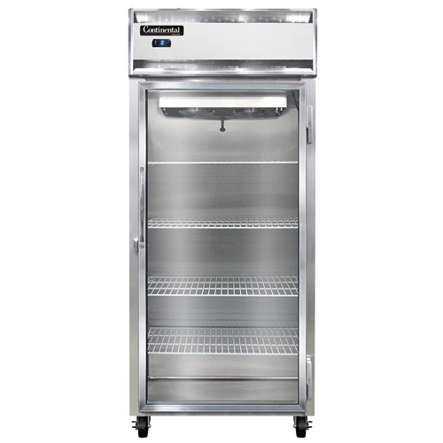 Continental Refrigerator 1FXNGD freezer, reach-in