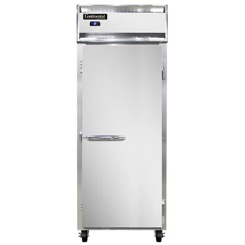 Continental Refrigerator 1RENSA refrigerator, reach-in