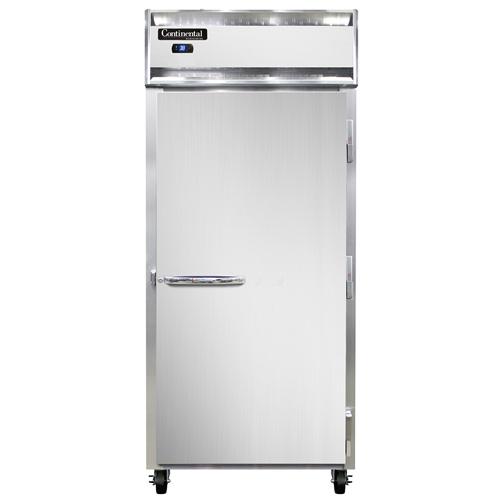 Continental Refrigerator 1RXNSS refrigerator, reach-in