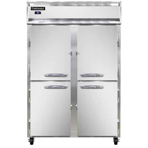 Continental Refrigerator 2RS-HD refrigerator, reach-in