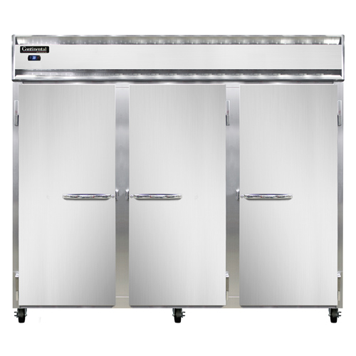 Continental Refrigerator 3RES refrigerator, reach-in