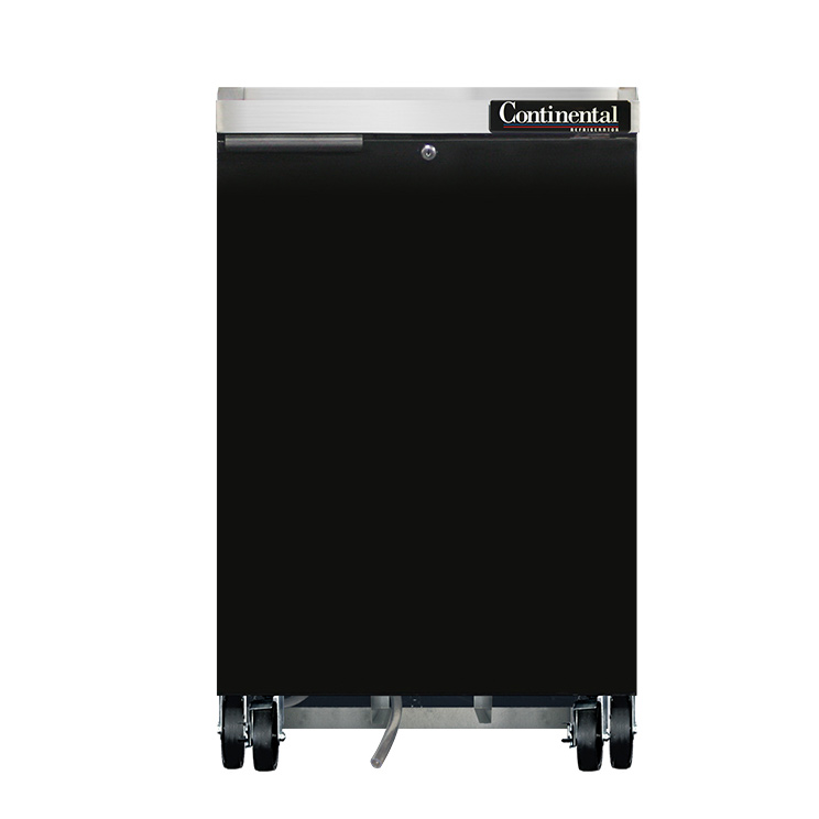 Continental Refrigerator BB24N back bar cabinet, refrigerated