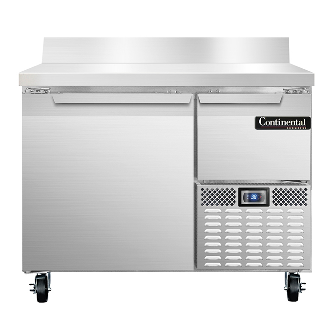 Continental Refrigerator RA43NBS refrigerated counter, work top