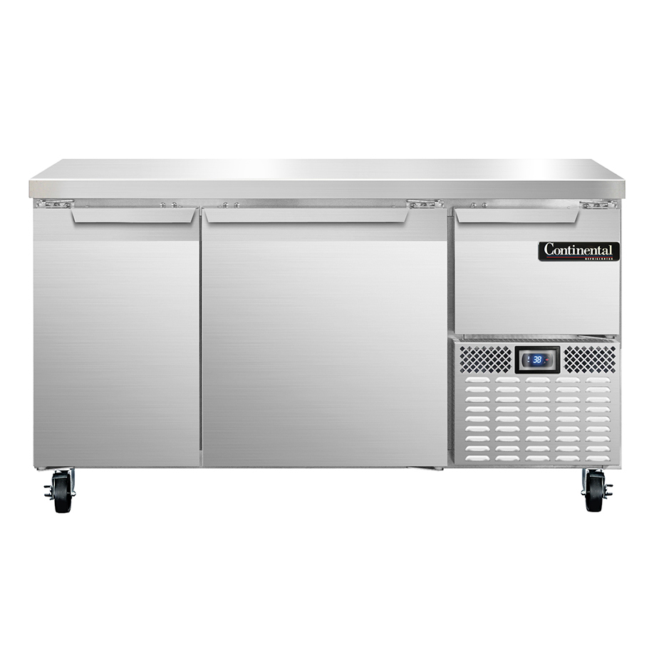 Continental Refrigerator CRA60 refrigerated counter, work top