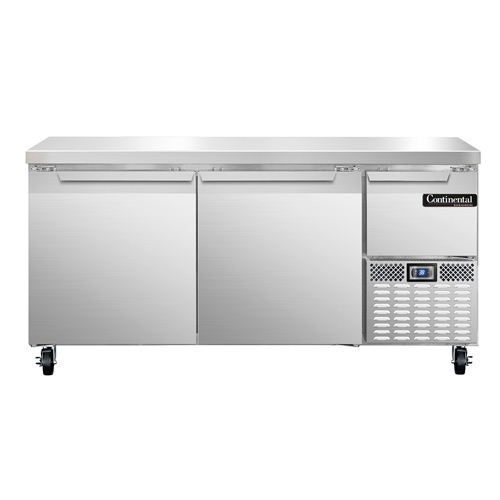 Continental Refrigerator RA68N refrigerated counter, work top