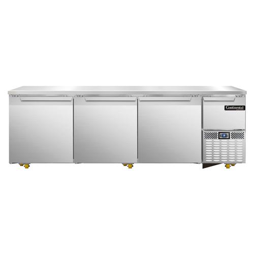 Continental Refrigerator RA93N-U refrigerator, undercounter, reach-in