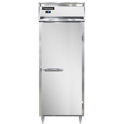 Continental Refrigerator DL1FES freezer, reach-in