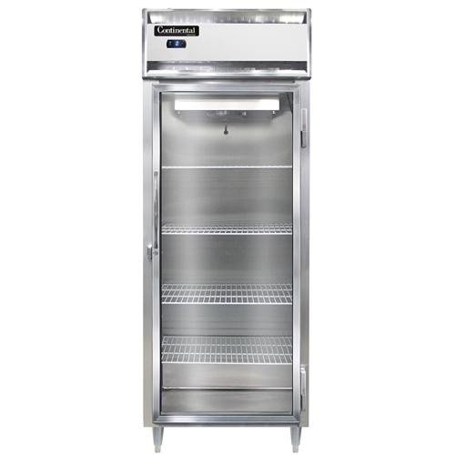 Continental Refrigerator DL1FE-SA-GD freezer, reach-in