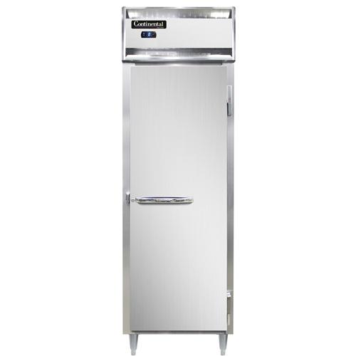 Continental Refrigerator DL1FS freezer, reach-in