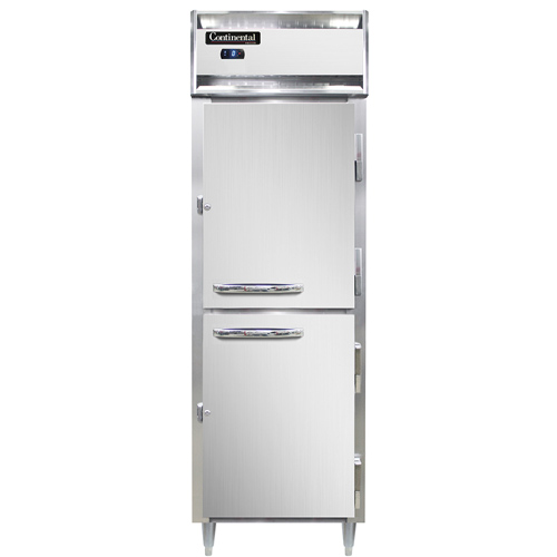 Continental Refrigerator DL1F-SA-HD freezer, reach-in