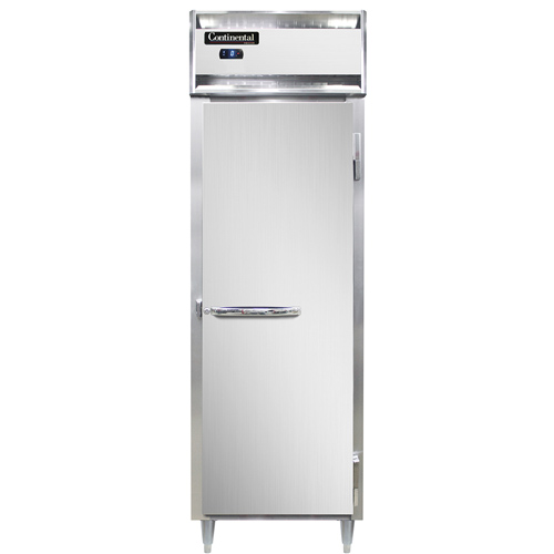 Continental Refrigerator DL1FS-SA freezer, reach-in