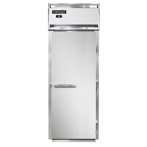 Continental Refrigerator DL1RI refrigerator, roll-in