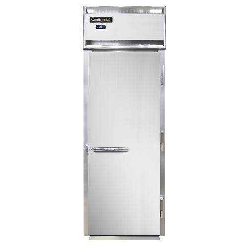 Continental Refrigerator DL1RI-SA-E refrigerator, roll-in