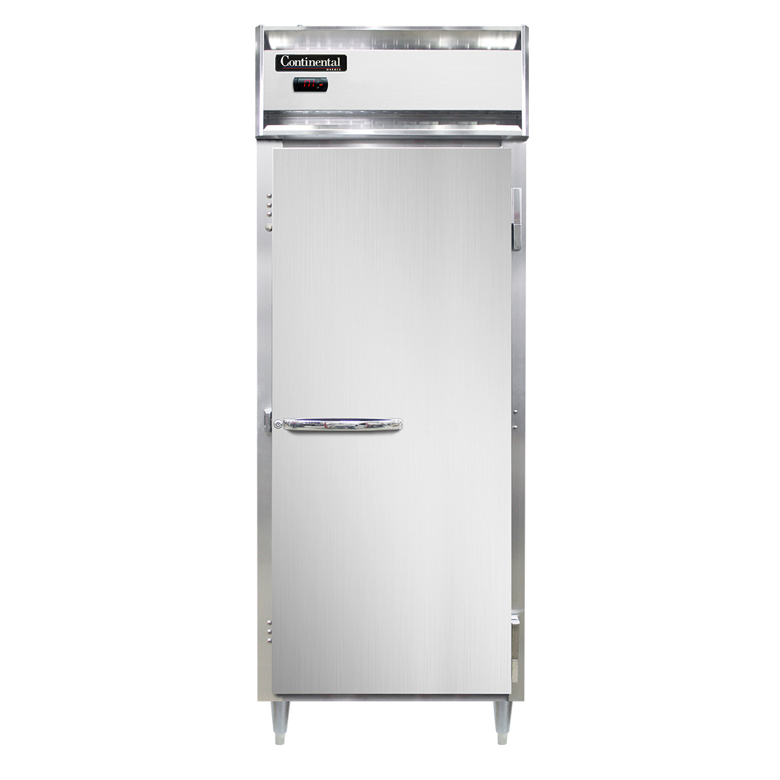 Continental Refrigerator DL1WE-SA-PT heated cabinet, pass-thru