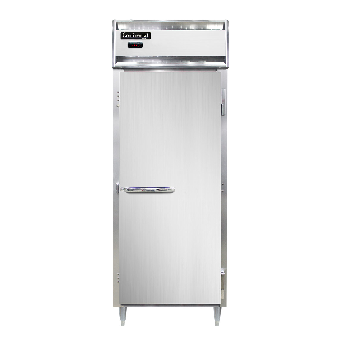 Continental Refrigerator DL1WE-SS heated cabinet, reach-in
