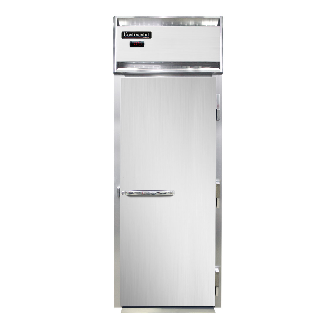Continental Refrigerator DL1WI-SA heated cabinet, roll-in