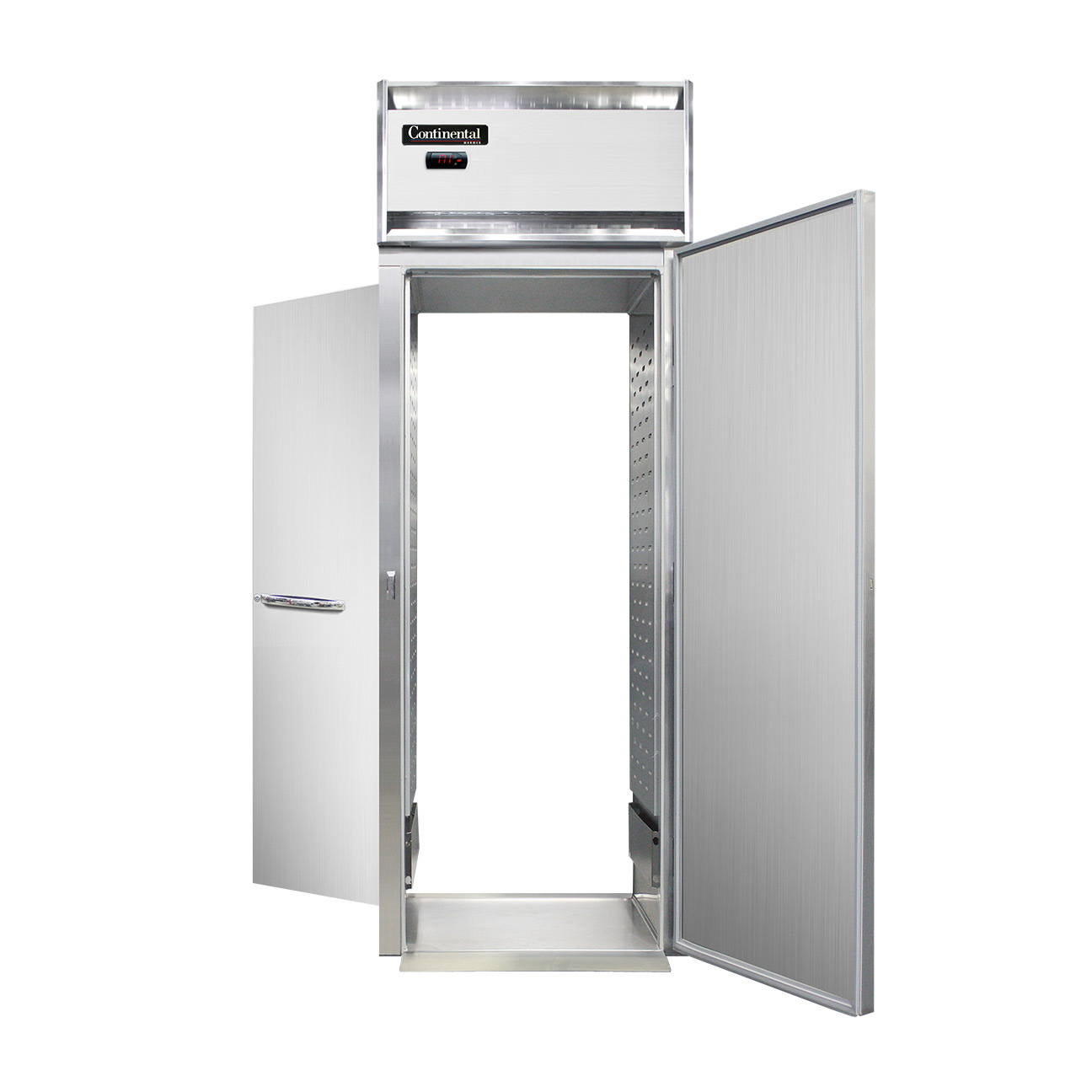 Continental Refrigerator DL1WI-SA-RT-E heated cabinet, roll-thru