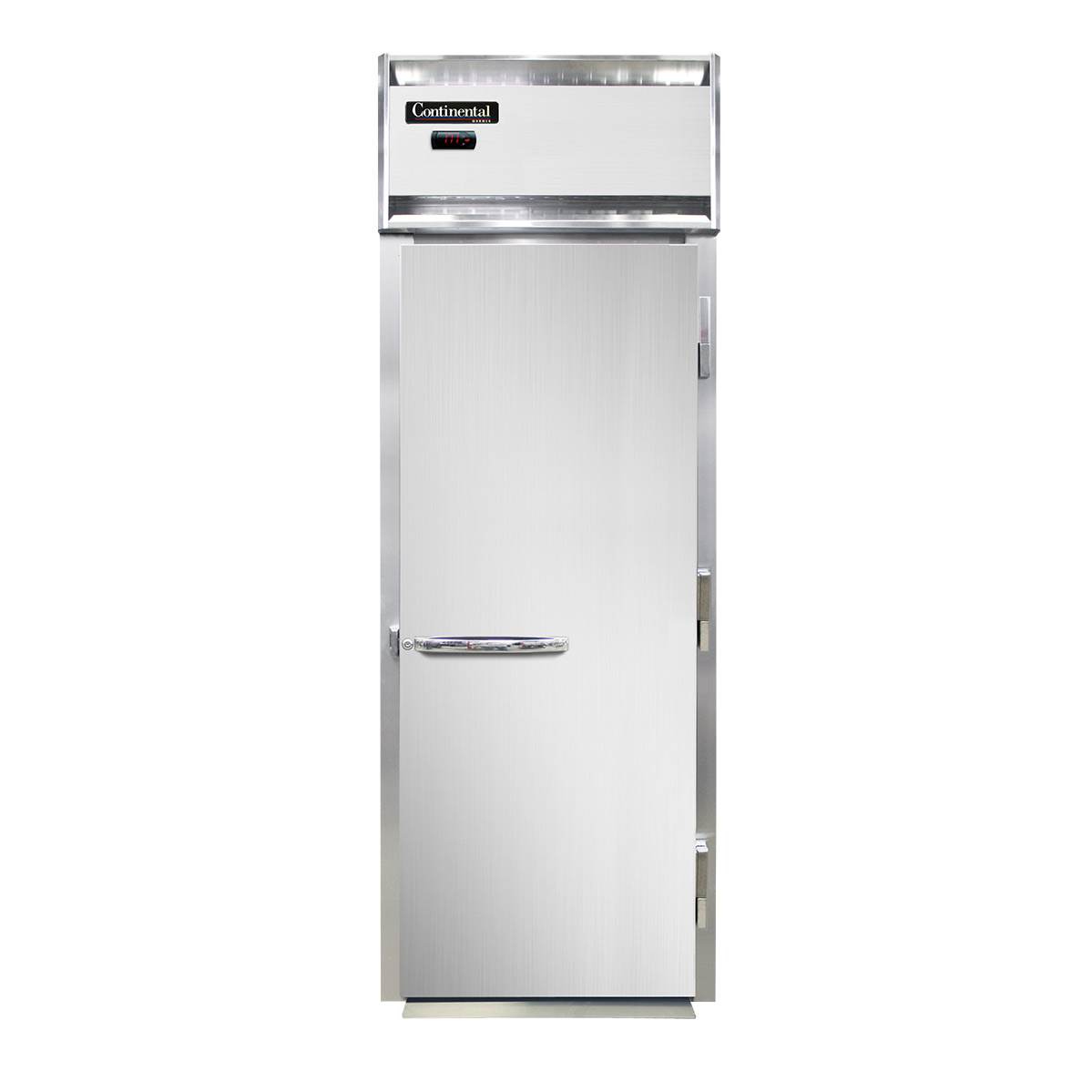 Continental Refrigerator DL1WI-SS-E heated cabinet, roll-in