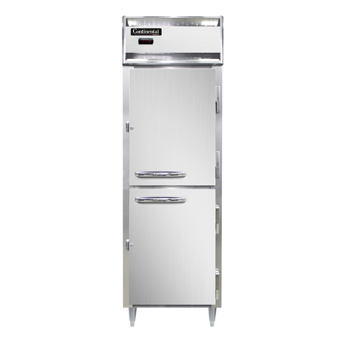 Continental Refrigerator DL1W-PT-HD heated cabinet, pass-thru