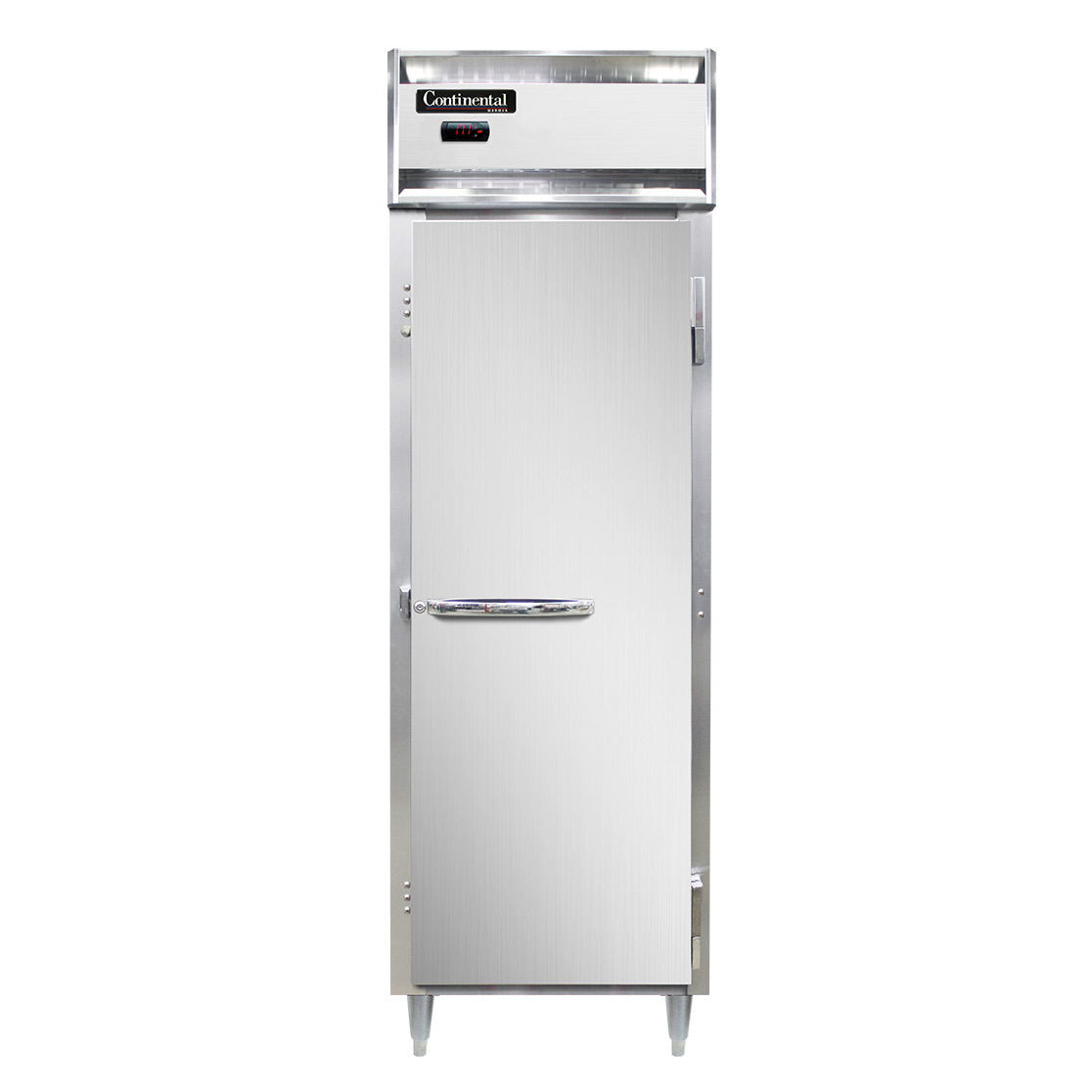 Continental Refrigerator DL1W-SA-PT heated cabinet, pass-thru