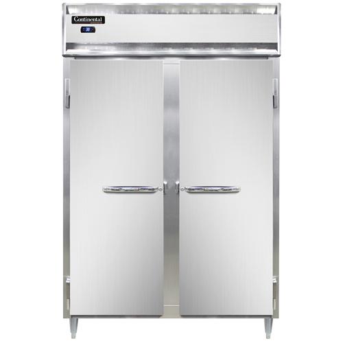 Continental Refrigerator D2RN refrigerator, reach-in