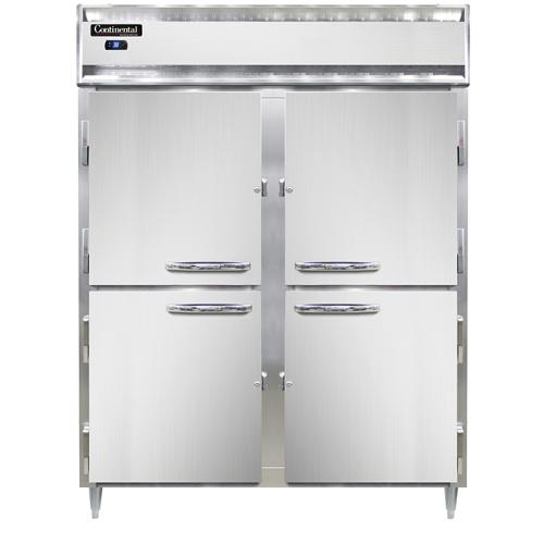 Continental Refrigerator D2RESNSAHD refrigerator, reach-in