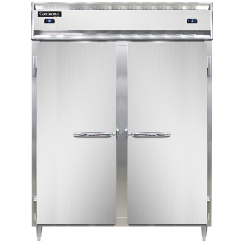 Continental Refrigerator DL2RFE refrigerator freezer, reach-in