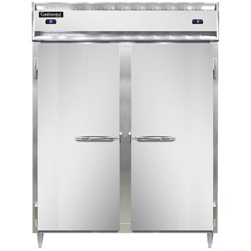 Continental Refrigerator DL2RFE-SA refrigerator freezer, reach-in