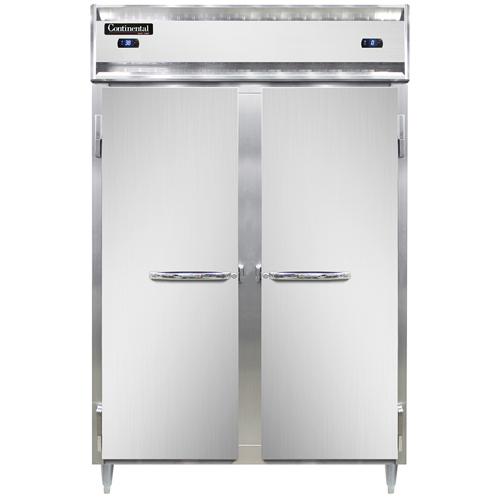 Continental Refrigerator DL2RF-SA refrigerator freezer, reach-in