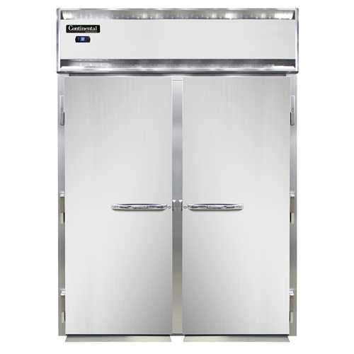 Continental Refrigerator DL2RI-SA refrigerator, roll-in