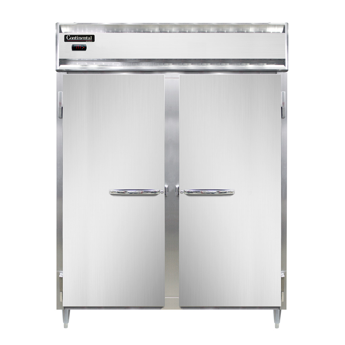 Continental Refrigerator DL2WE-SA-PT heated cabinet, pass-thru