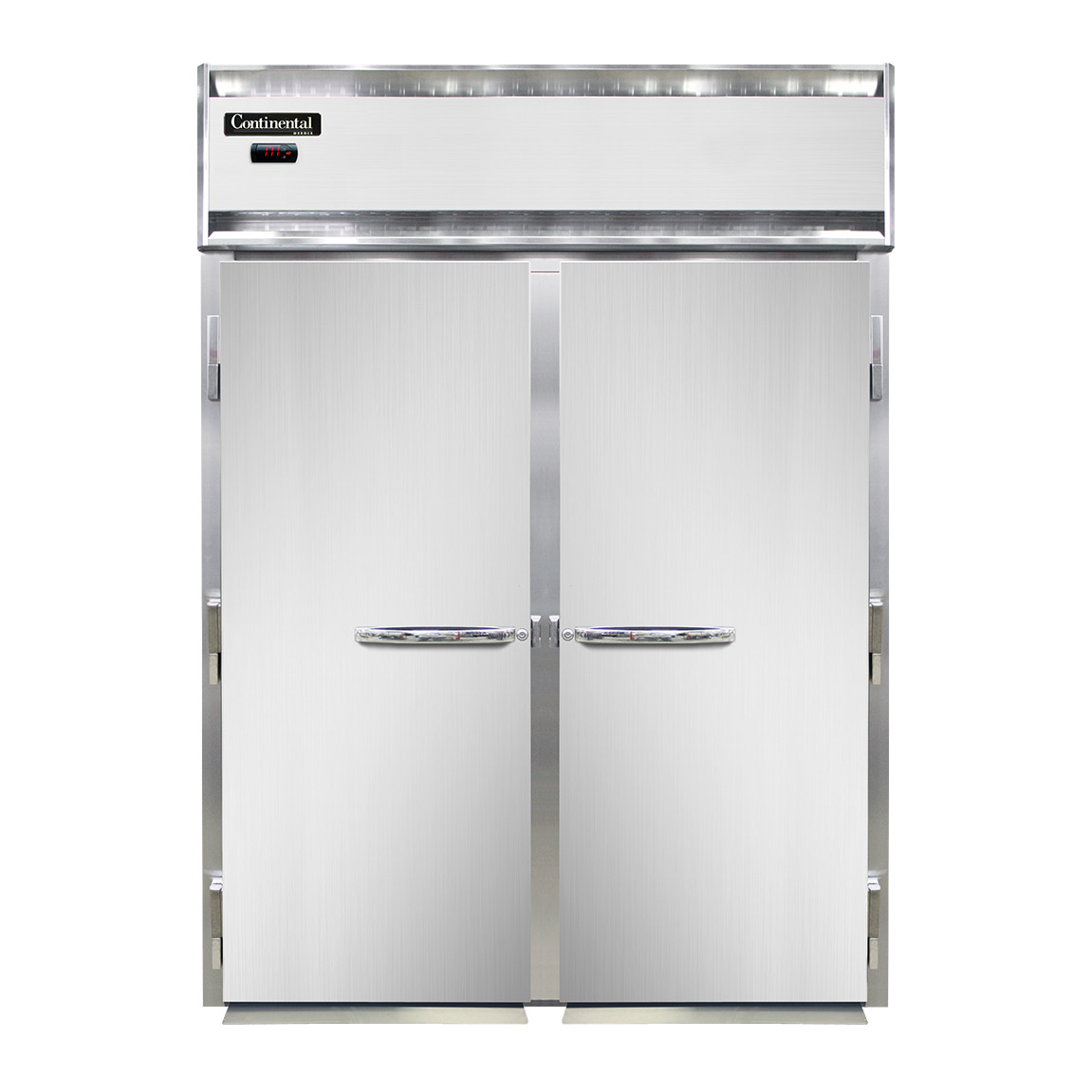 Continental Refrigerator DL2WI heated cabinet, roll-in