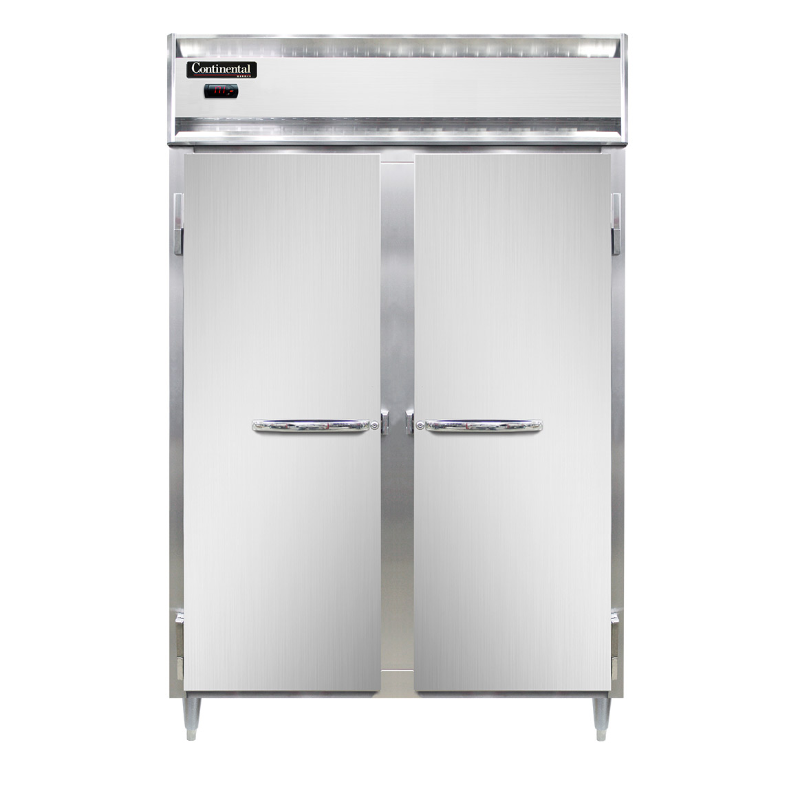 Continental Refrigerator DL2W-SS heated cabinet, reach-in