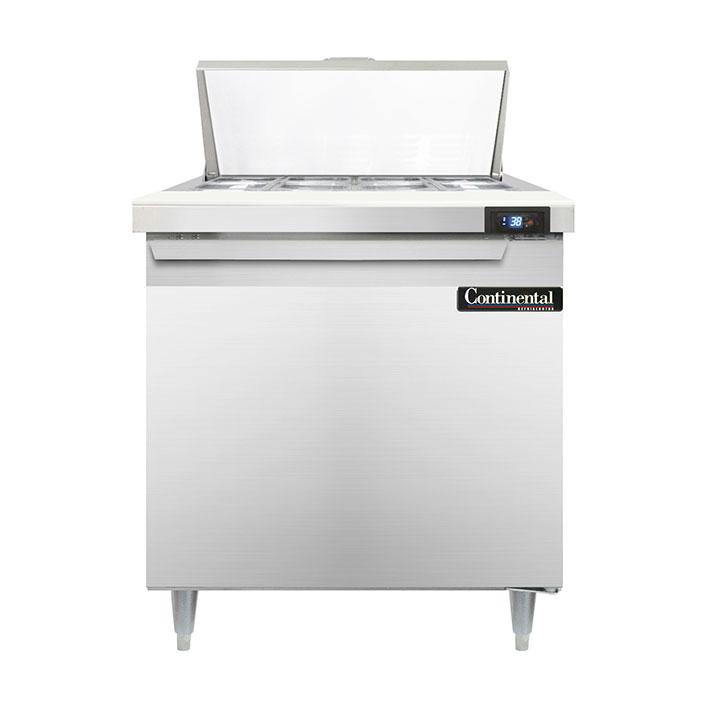Continental Refrigerator D32N8 refrigerated counter, sandwich / salad unit