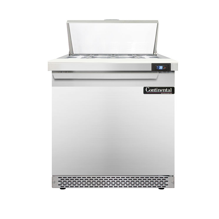 Continental Refrigerator D32N8-FB refrigerated counter, sandwich / salad unit
