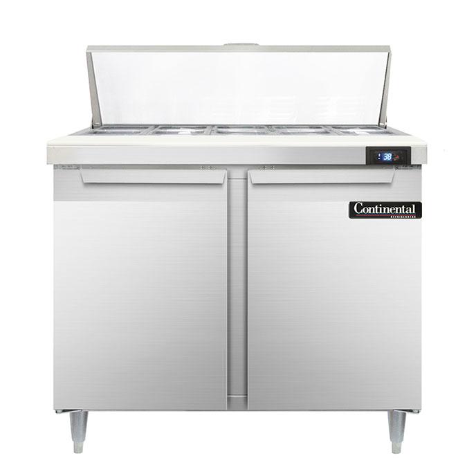 Continental Refrigerator D36N10 refrigerated counter, sandwich / salad unit