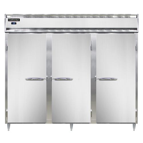 Continental Refrigerator DL3FE-SA freezer, reach-in