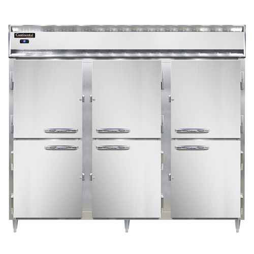 Continental Refrigerator D3RENSAHD refrigerator, reach-in