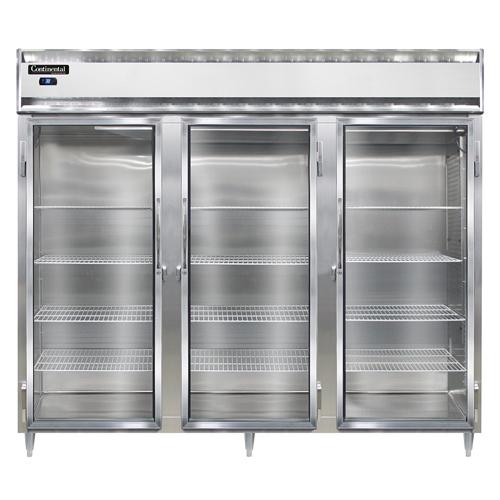 Continental Refrigerator D3RENSSGD refrigerator, reach-in