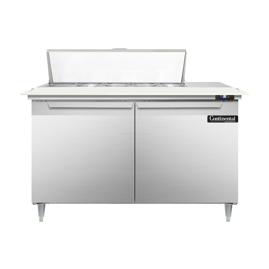 Continental Refrigerator D48N10C refrigerated counter, sandwich / salad unit