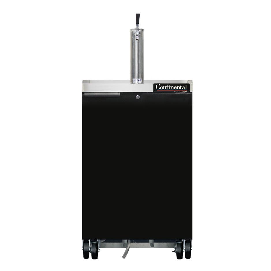 Continental Refrigerator KC24 draft beer cooler