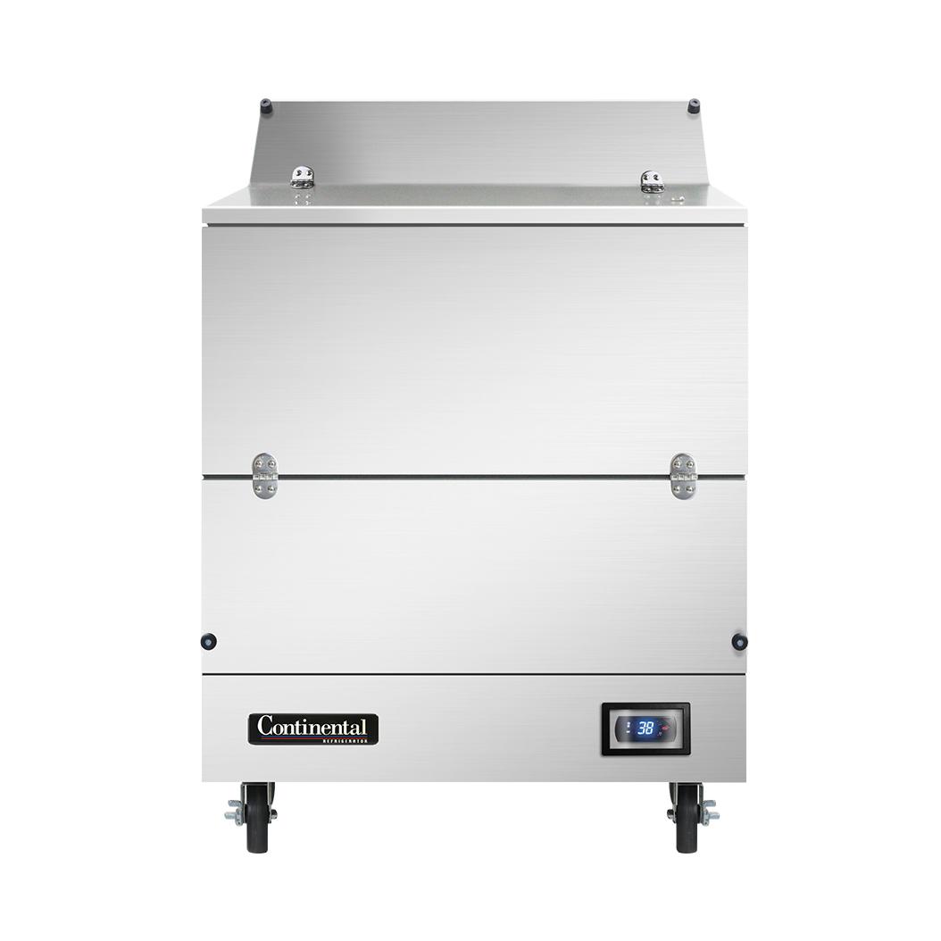 Continental Refrigerator MC3-SS-D milk cooler / station