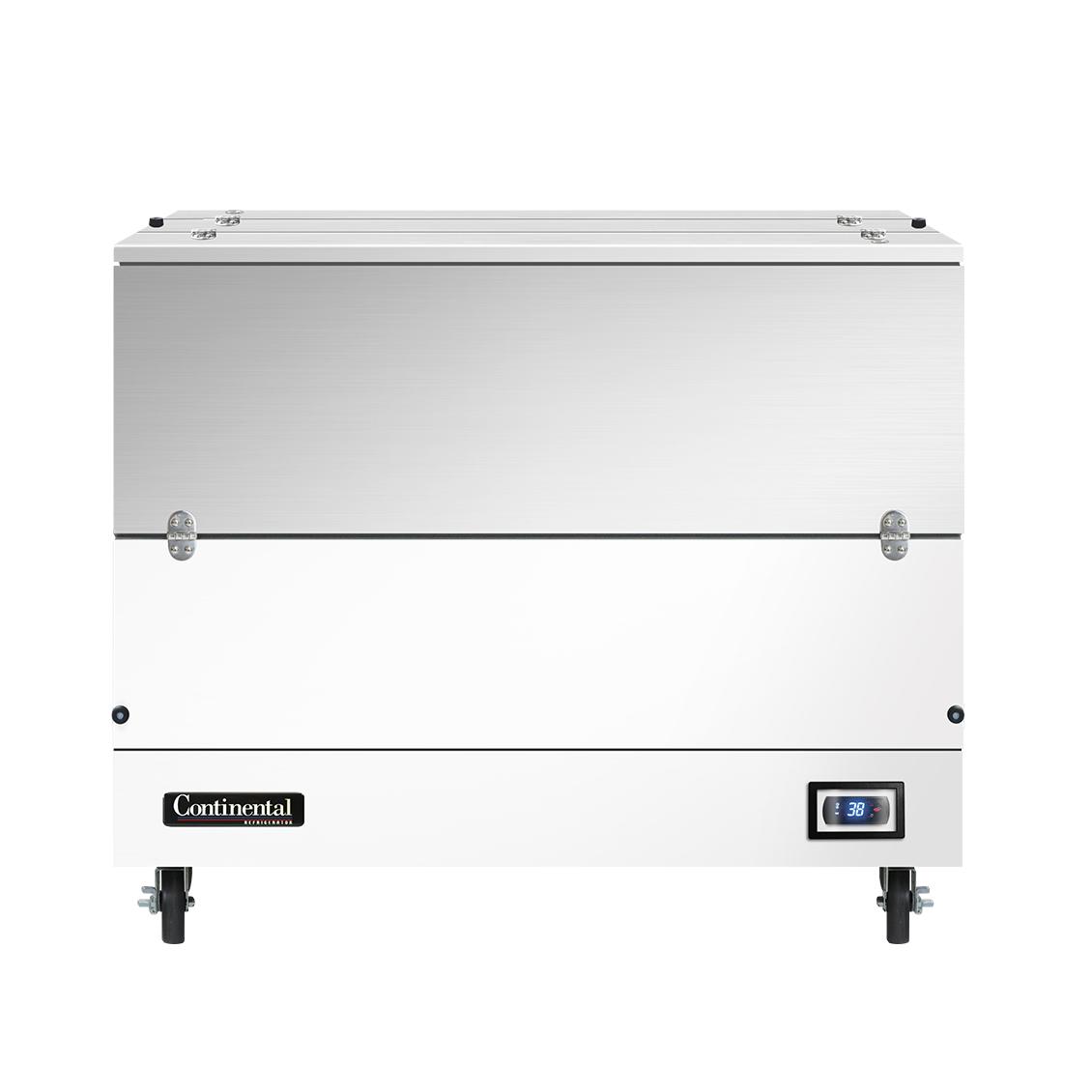 Continental Refrigerator MC4-DCW milk cooler / station