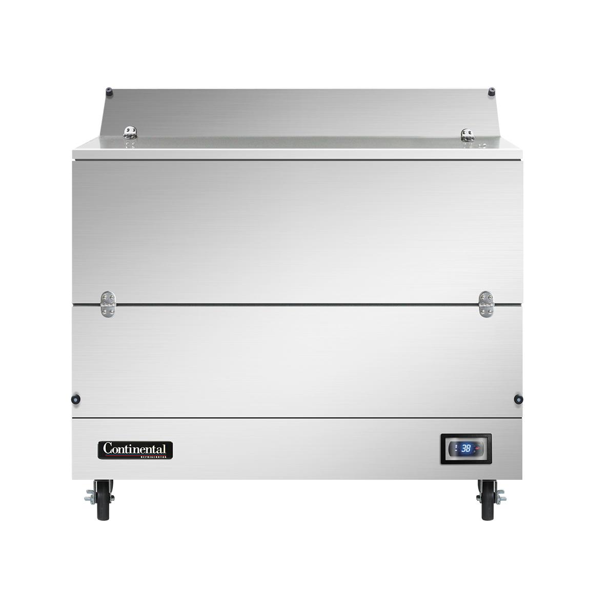 Continental Refrigerator MC4-SS-S milk cooler / station