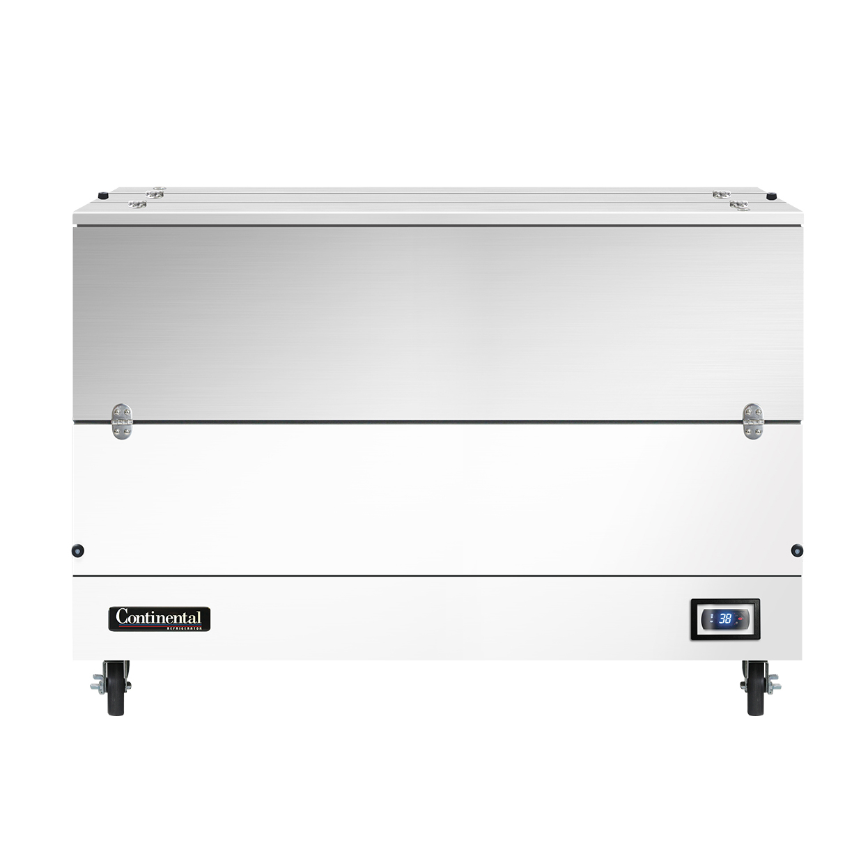 Continental Refrigerator MC5NDCW milk cooler / station
