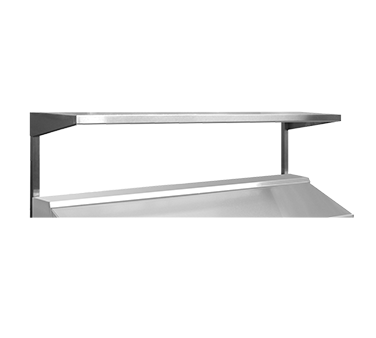 Continental Refrigerator SOS60 overshelf, table-mounted