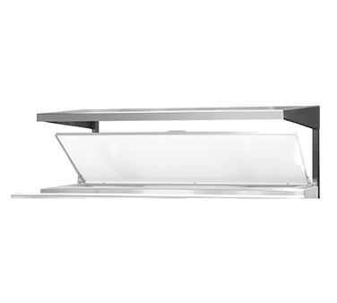 Continental Refrigerator SOS60P overshelf, table-mounted