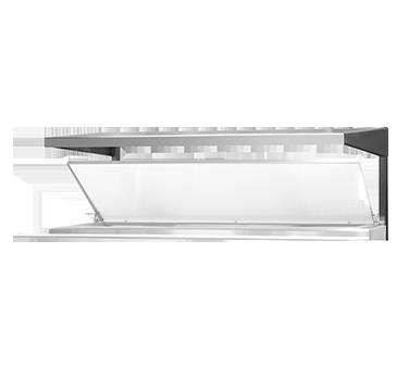 Continental Refrigerator SOS68 overshelf, table-mounted